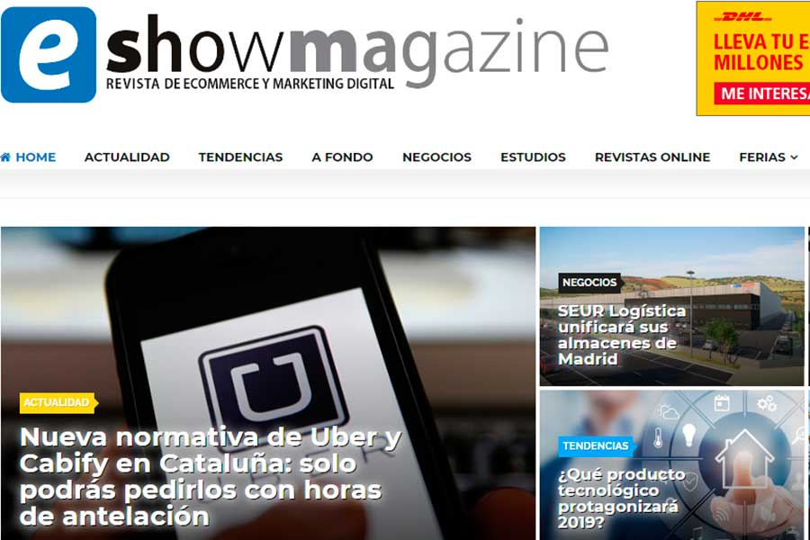 revistas de marketing