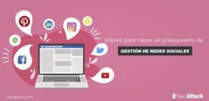 Claves para hacer un Presupuesto de Redes Sociales