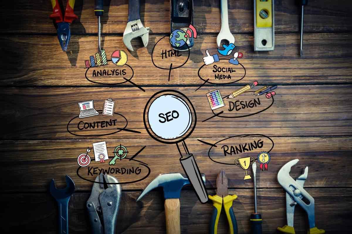 Factores de posicionamiento SEO web
