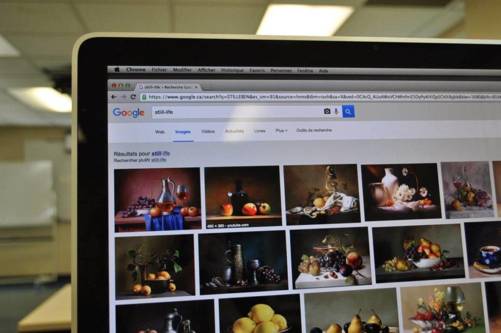 Cómo aparecer en Google Imágenes
