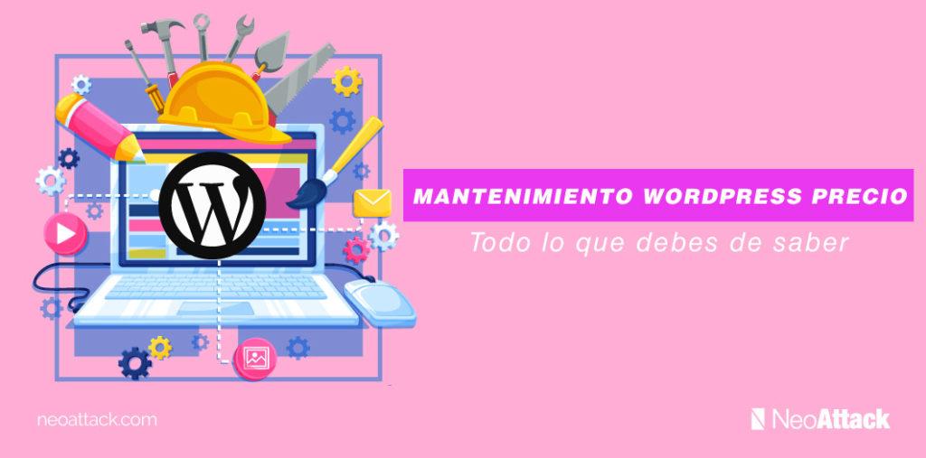 mantenimiento-wordpress-precio