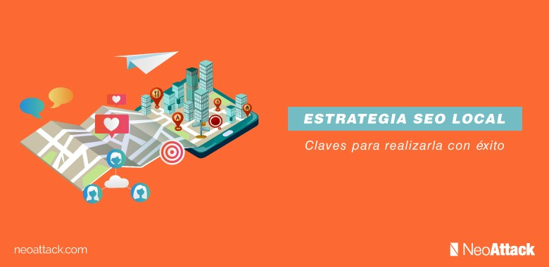 7 Claves para tu estrategia de SEO local