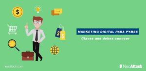 Las 14 claves que debes saber sobre el marketing digital para las pymes