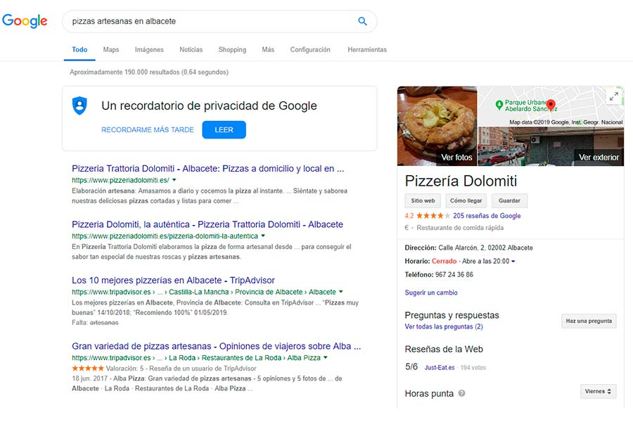 marketing seo local