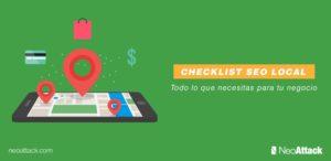 Checklist de SEO local: Todo lo necesario para tu negocio