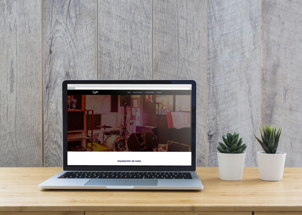 diseno-web-de-una-empresa-de-alquiler-de-salas-de-ensayo