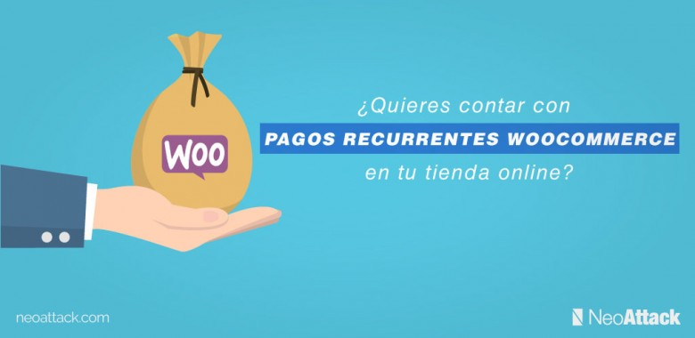 pagos recurrentes woocommerce
