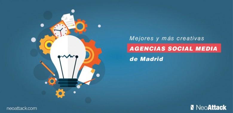 30 Mejores y más Creativas Agencias Social Media de Madrid