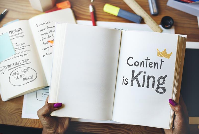 el mejor contenido redes sociales