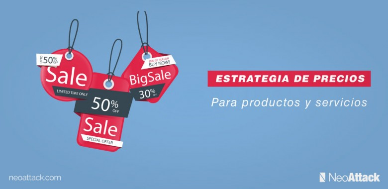 6 Estrategia de precios TOP para productos y servicios