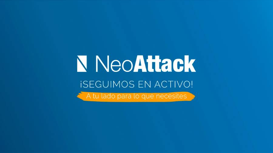 NeoAttack Portada