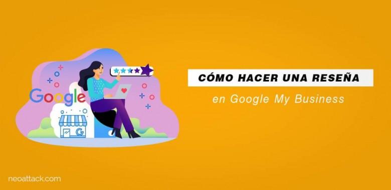 reseña google my business