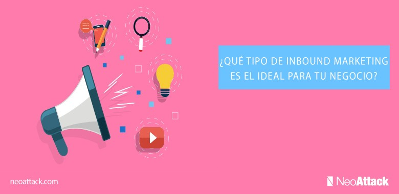 tipo de inbound marketing