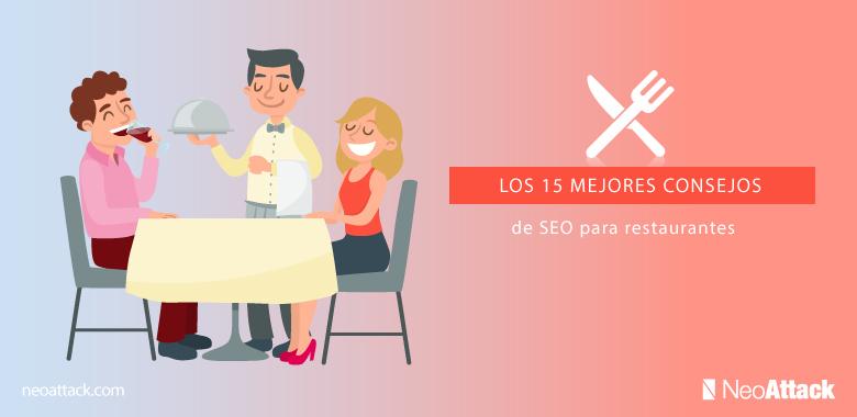portada consejos seo para restaurantes