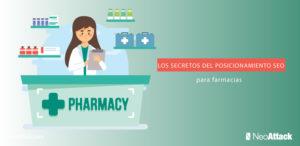 Los secretos del posicionamiento SEO para farmacias