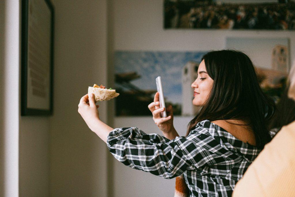 redes sociales para restaurantes