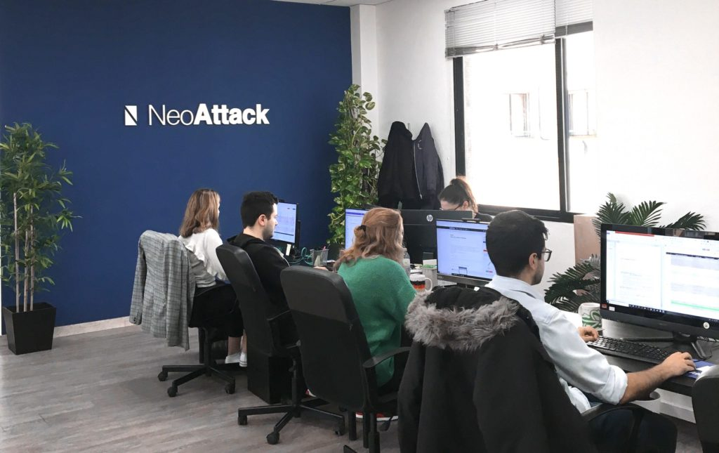 NeoAttack oficinas