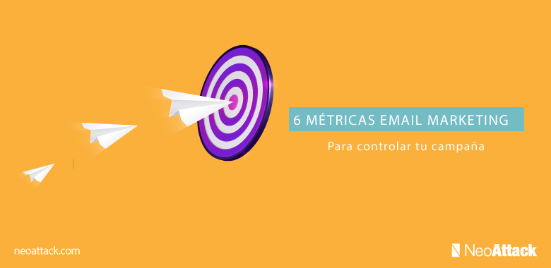 métricas email marketing