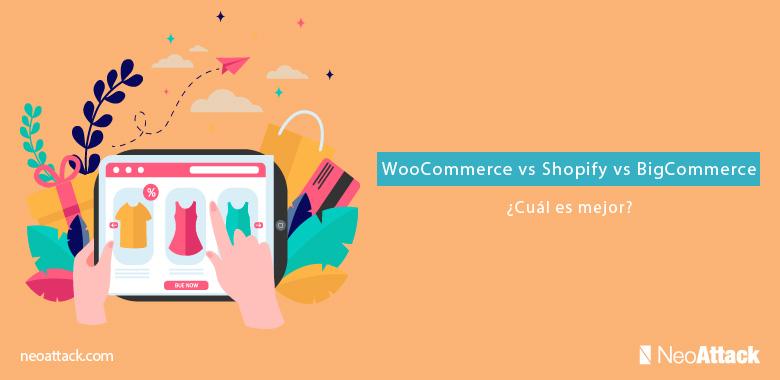 woocommerce vs shopify vs bigcommerce
