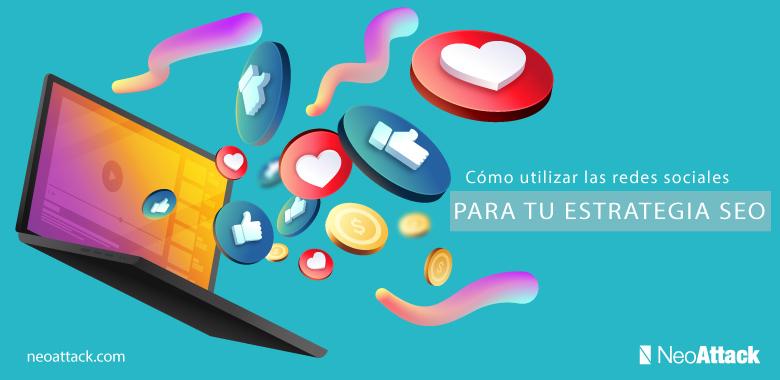 redes sociales en tu estrategia seo