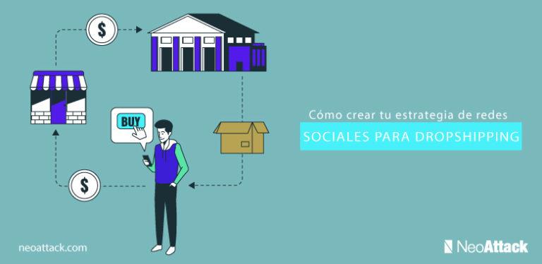 Cómo-crear-tu-estrategia-de-redes-sociales-para-Dropshipping-