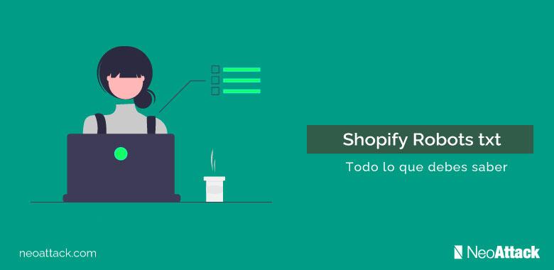 que es el archivo shopify robots txt
