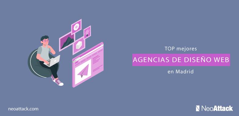 agencias de diseño web en Madrid