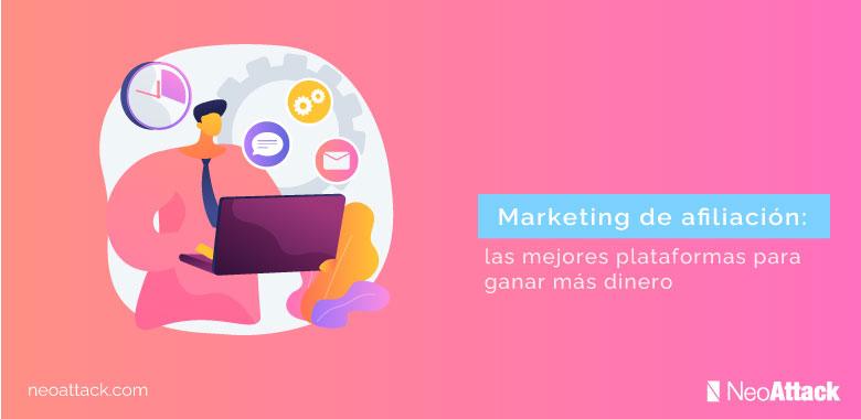 plataformas de marketing de afiliados